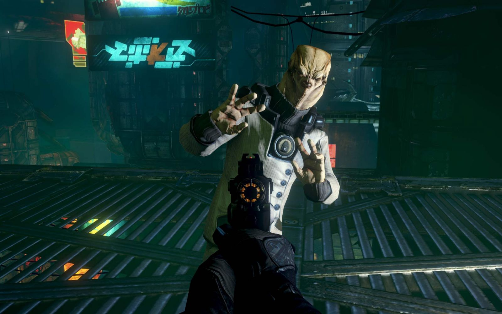 Prey 2 dont shoot